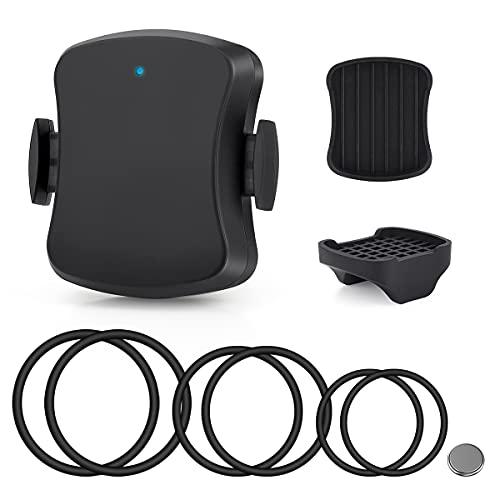 zootop Sensore Cadenza Bici e sensore velocità RPM Sensore Cadenza Bici Senza Fili Bluetooth Ant+ Impermeabile IP67 Sensore velocità e Cadenza Bici per Bici