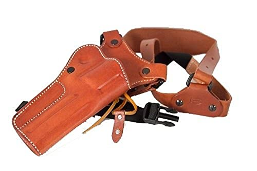 Diamond D Guides Choice Ruger Blackhawk Chest Holster, 4 5/8-Inch