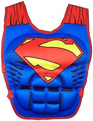 JKSPORTS Life Jacket Learn-to-Swim Buoyancy Aid Vest Children Float Vest Kids Swimming Training Jacket Learn to Swim for Boys Girls Begin to Swim 3D Cartoon Swim Vest