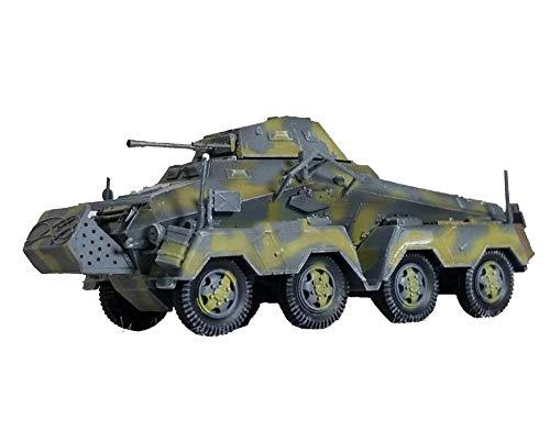 X-Toy 1:72 Militär-Auto-Modell, WWII Deutschland Sd.Kfz.231 23