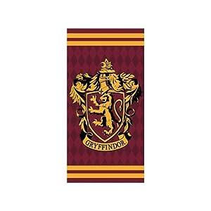 Setino Harry Potter 821-421, Toala modelo Gryffindor de algodon, 70x140 cm 10