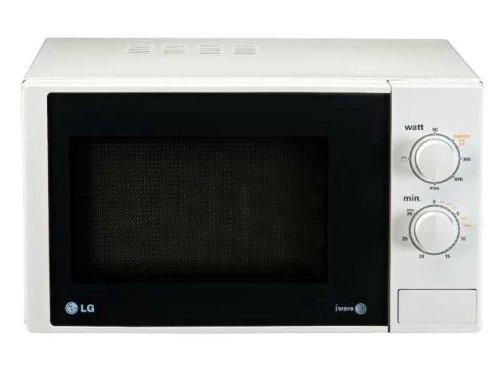 LG MH6322D - Microondas con grill, 23 litros de capacidad, 800 W y ...