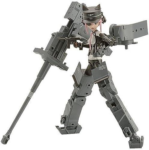 Busou Shinki Panzer Murmeltier action figure