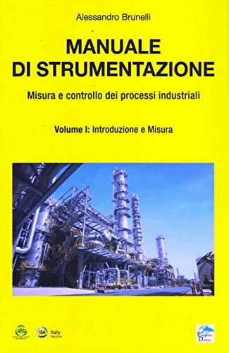 Manuale di strumentazione. Misura e controllo dei processi industriali. Introduzione e misura (Vol. 1)
