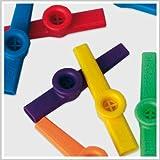 Kazoo Set Kunststoff 10 Stück