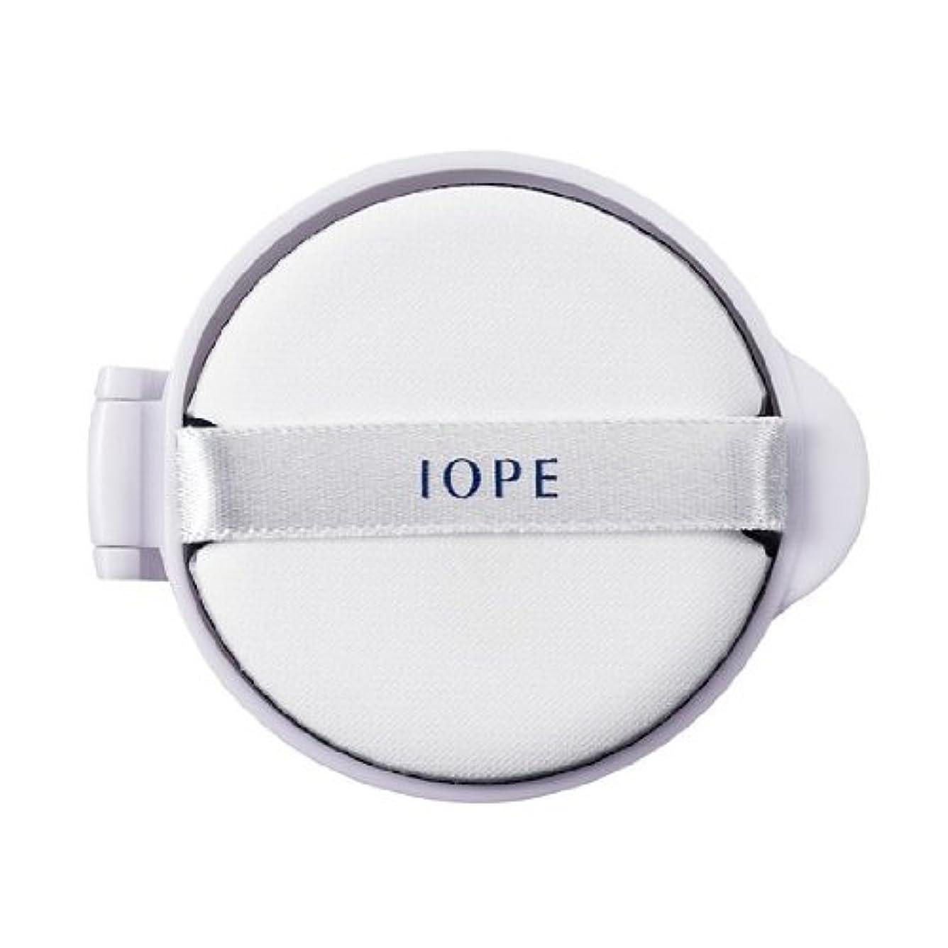一定早い鋼IOPE アイオペ エアークッション サンブロック-リフィル 15g(本体含まない) (c23)