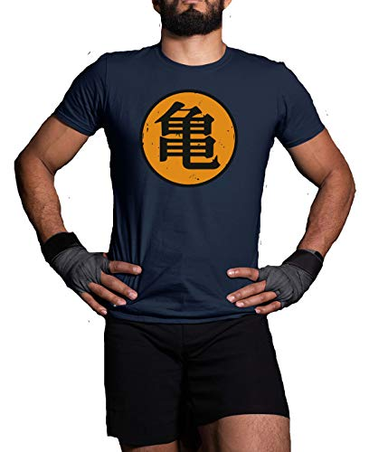 Roshi's Gym - Camiseta de entrenamiento para hombre, diseño divertido para adultos y niños