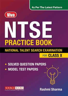 NTSE Practice Book for Class X