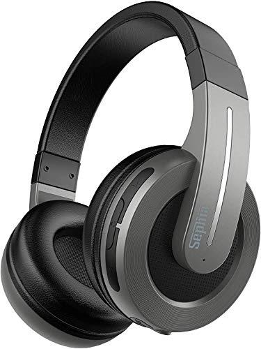 Sephia S6 Wireless Headphones, Over Ear Bluetooth Headphone Set with...
