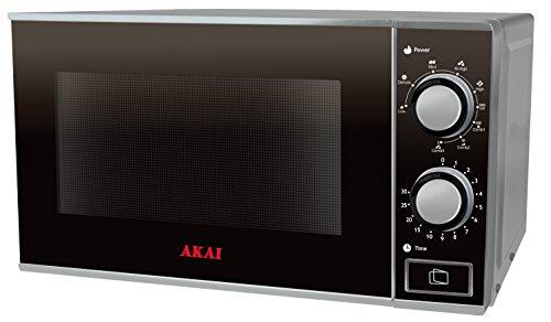 AKAI AKMW230 Microonde Capacità 23 Litri 900 Watt Funzione Grill