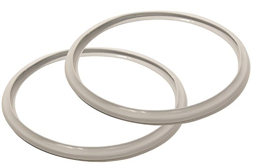 Impresa Products 10 Inch Fagor Pressure Cooker Replacement Gasket (Pack of 2) - Fits Many 10 inch Fagor Stovetop Models (Check Description for Fit)