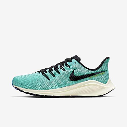 Nike Air Zoom Vomero 14 Women's Running Shoe Hyper Jade/Black-SAIL-Sapphire 6.0