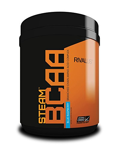 Rivalus Steam Bcaa Intra-Workout - 75 Servings - Blue Raspberry, 803 g