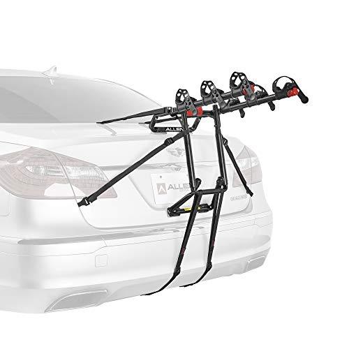 of thule trunk mount racks Allen Sports Premier 3-Bike Trunk Rack, Model S103