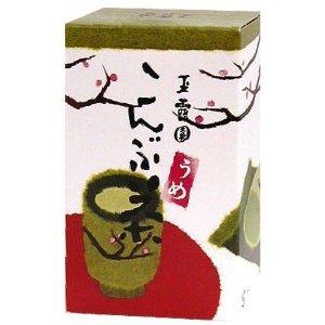 梅昆布茶(業務用)500g×10ケ