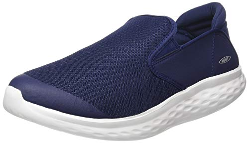 MBT Herren Modena Slip On M Sneakers, Blau (Navy 12y), 46 EU