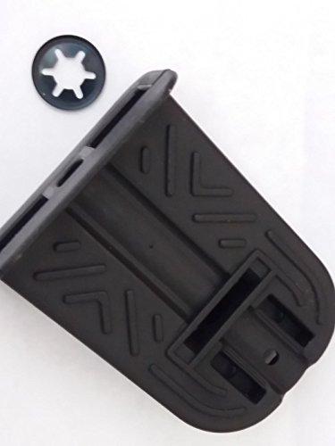 Kettler 70121540 Pedal für Kettcar 8 mm