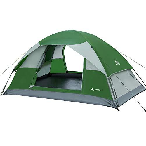 Tienda de campaña Forceatt - Ideal camping