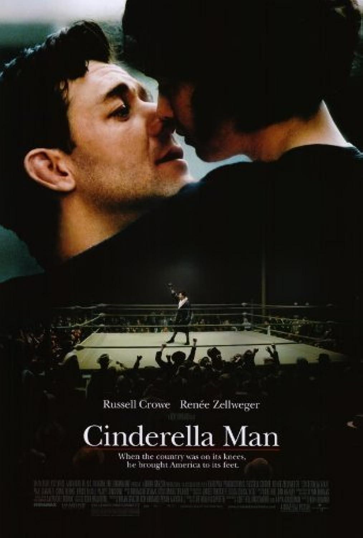 ahorra hasta un 30-50% de descuento Cinderella Cinderella Cinderella Man 27 x 40 Movie Poster - Style A by postersdepeliculas  barato en alta calidad
