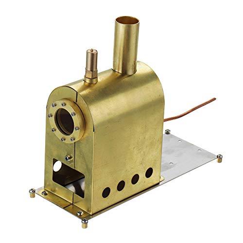 Ouuager-Home Motor Stirling de Bricolaje Motor de combustión ex Micro Escala Modelo de Caldera de Vapor for G-1B de la Caldera de Vapor Modelo Motor Stirling Juguetes electrónicos de Aprendiza