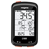 Magene C406 GPS Bike Computer red(Support Km/h Only)