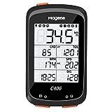Magene C406 Ordenador para Bicicleta Pantalla LCD de 2,5 Pulgadas GPS Resistente al Agua Inalámbrico Inteligente Montaña Bicicleta Monitor Datos de Ciclismo