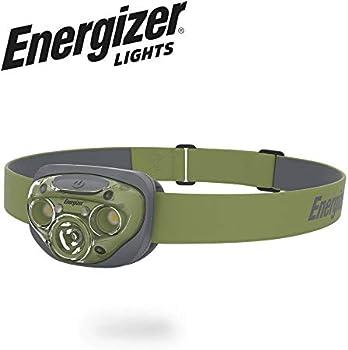 Energizer Water Resistant Super Bright LED Headlamp Flashlight