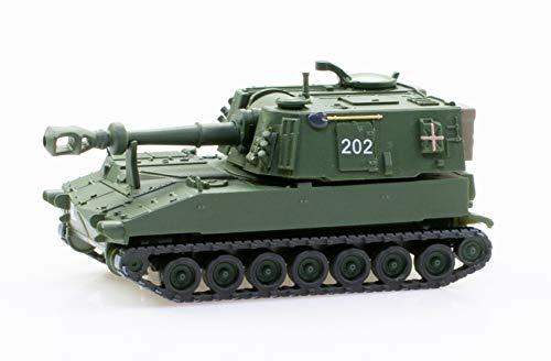 Arwci ACE 85005015 1/87 Panzerhaubitze M-109 Jg66 Kurzrohr unifarbig, Nr. 202 Die- Cast, Sammlermodelle