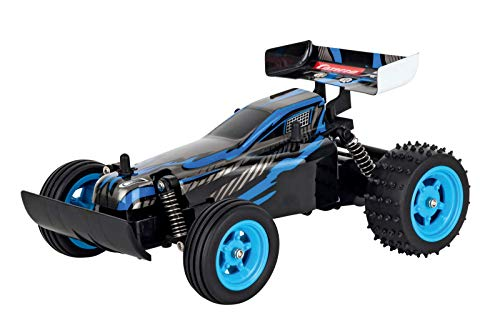 Carrera RC 370180013 2,4GHz RC Race Buggy, Blue