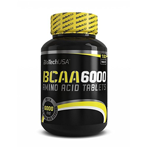 BiotechUSA BCAA 6000, 100 Tabletten