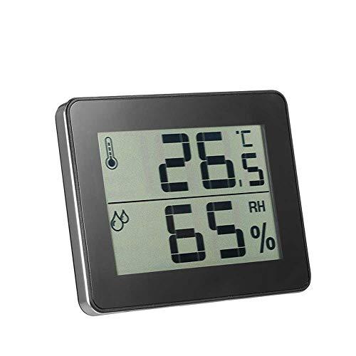 Digitales Thermometer Hygrometer Innentemperatur-Feuchtemessgerät Messgerät Klimastation