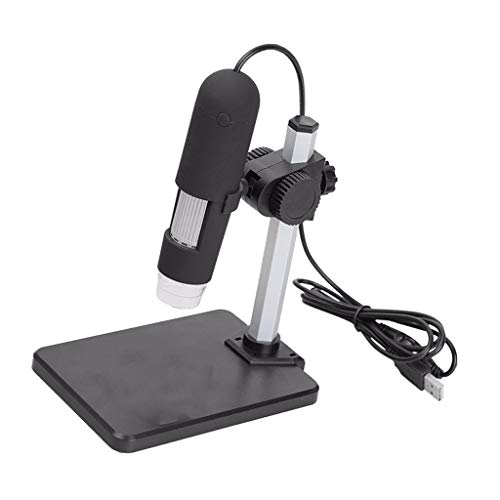 Baoblaze Lupa de Microscopio Electrónico de USB 1000x Magnificación para Leica