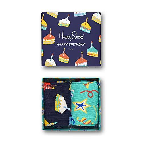 Happy Socks Birthday Cake Gift Pack