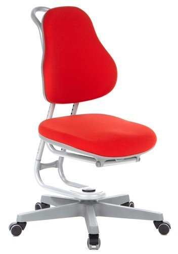 Rovo Chair Kinderschreibtischstuhl/Kinderstuhl Buggy Stoff Atlantic lachsrot