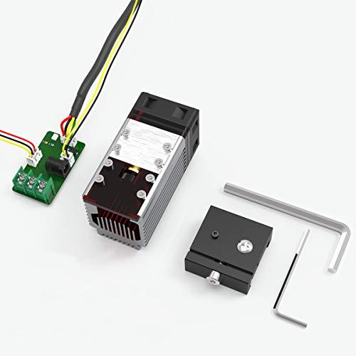 NEJE, módulo 30w, apto para máquina de Master 2, para máquina de grabado de NEJE, apto para grabado de maderas, papeles y acrílico, compatible con máquina de grabado