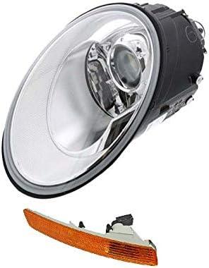 Driver Left Genuine Halogen NEW before Free shipping selling Headlight Turn Headlamp Signal Lig