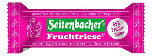 Seitenbacher Fruchtriese Riegel, 12er Pack (12x 50 g Packung)
