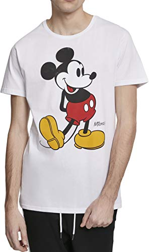 Disney Mickey Mouse heren T-shirt met Classic Mickey Print