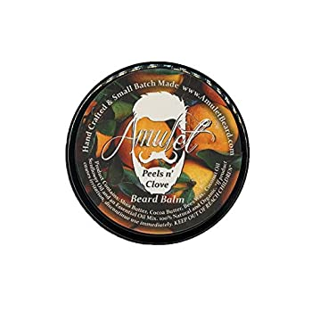 Peels N  Clove Beard Balm by Amulet Beard