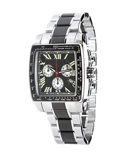 Guess - Reloj de Cuarzo Man 41003g2 Negro