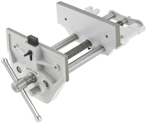 Shop Fox D4328 9-Inch Quick Release Wood Vise
