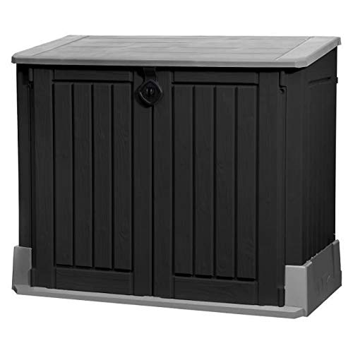 KETER 12-662011 Coffre Multifonctions 845L ANT, Anthracite, 130 x 74 x 110 cm