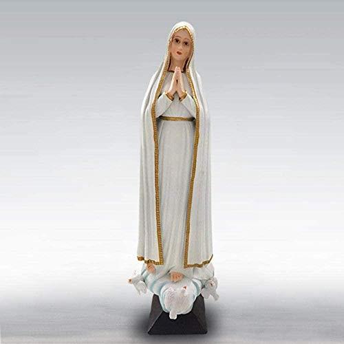 WPXBF Escultura Decoración Escultura Adorno Estatuas Y Figuras Religiosas Artesanías De Resina...