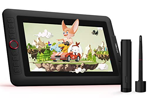 XP-PEN Artist 12 Pro 11,6 Zoll Grafiktablett mit Pen IPS Display Drawing Tablet 60° Neigungserkennung für Fernunterricht Home-Office