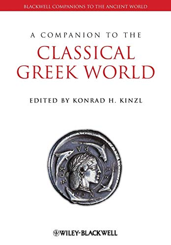 A Companion to the Classical Greek World