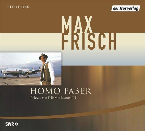 Homo Faber: Ein Bericht by Unknown(2015-04)