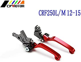 Accessories Motorcycle CNC Pivot Brake Clutch Levers for Honda CR CRF SL XR CRM 80 85 125 150 230 250 400 450 X R L M Motard AR