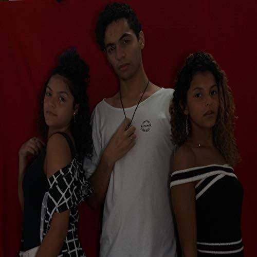 Yuri Telles, Jhulia Telles & Luiza Telles