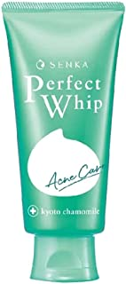 Shiseido Japan SENKA Perfect Whip Acne Care 100g