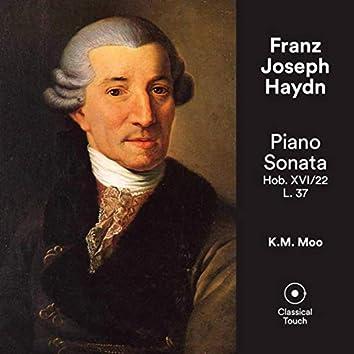 Haydn: Piano Sonata Hob. XVI/22 L. 37
